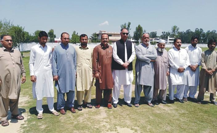 سید عنایت شاہ چیئرمین اور ہمایون خان مردان سائیکلنگ ایسوسی ایشن کے صدر منتخب