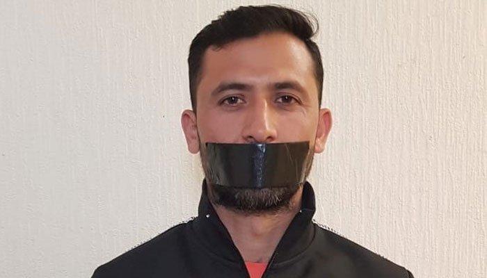 ورلڈکپ اسکواڈ سے ڈراپ کیے جانے پر جنید خان کا انوکھا احتجاج