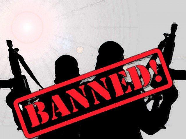 جیش محمد اور جماعت الدعوۃ سے منسلک 11 تنظیموں پر پابندی عائد