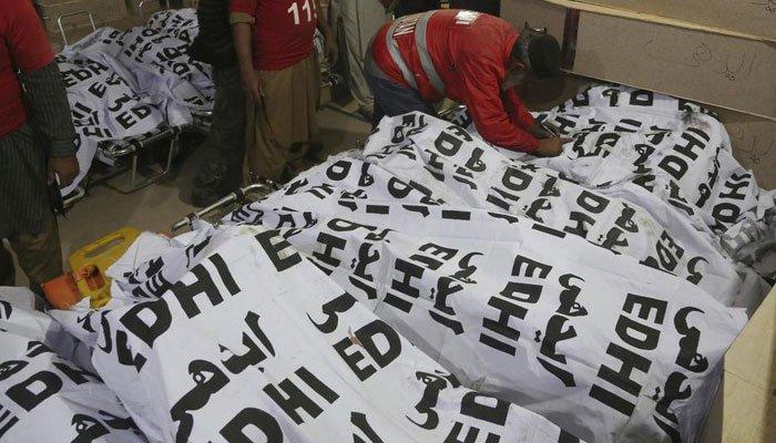 ملتان میں لرزہ خیر واردات، ایک ہی خاندان کے 10 افراد قتل کرکے جلادیے گئے