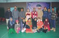 ملک اعجاز گوگا چیلنج کپ رینکنگ ڈویژنل بیڈمنٹن ٹورنامنٹ، ایبٹ آباد اور پاک آرمی کی ٹیم فائنل کیلئے کوالیفائی کرنے میں کامیاب