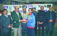Perniya Khan of Wapda becomes National Champion, winning Master Cup